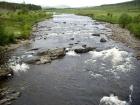 Kalnu upe ielejā :)